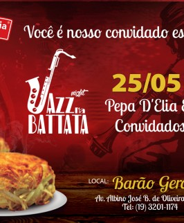 Jazz na Battata Barao