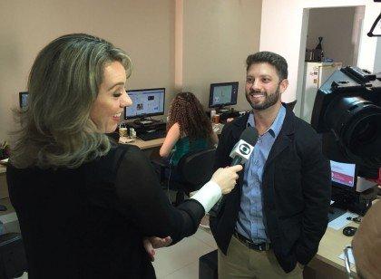 Entrevista Globo - Agencia Digital Campinas